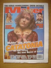 MELODY MAKER 1998 JAN 24 CATATONIA GREEN DAY THE VERVE