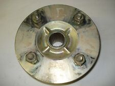 2007 Yamaha Grizzly 350 ATV Rear Back Wheel Hub Left or Right (good condition)