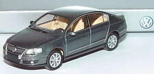1:87 VW Passat 2005 B6 united grey gray - Volkswagen Dealer Edition - Wiking