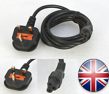 GB UK MICKYMOUSE MICKEY MOUSE KABEL STROMKABEL NOTEBOOK POWERCORD  3-PIN SK06