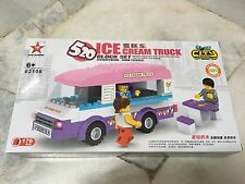 Star Diamond Not LEGO City Ice Cream Truck 82108 New MISB