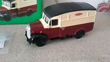 LLEDO VANGUARDS VA07500 MORRIS COMMERCIAL VAN - BRITISH RAILWAYS - MINT