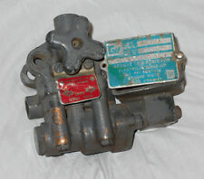 GRAHAM  WHITE, 880 Series Automatic Electric Drain Valve, USED