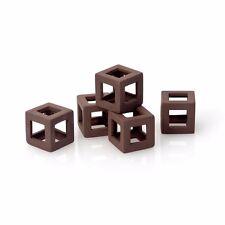 Garnelen Deko Würfel - 5x Keramik - Shrimp Blocks - Nano Aquarium Ceramic Cubes