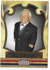 Kenny Baker. Star Wars R2-D2  2011 Panini Trading Card #14 In protective sleeve.