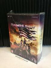 SAINT ROW 4 IV SUPER DANGEROUS WUB WUB COLLECTOR'S EDITION (PS3) NUOVO NEW