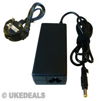 FOR COMPAQ PRESARIO A900 LAPTOP BATTERY CHARGER PSU NEW + LEAD POWER CORD