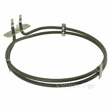 BUSH AE56TCW AE56TCS AE6BMS Fan Oven Cooker Heater Element 2 Turn Element