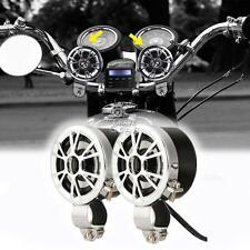 Motorcycle Handlebar Speakers For Harley Road King Classic Custom FLHRC FLHR