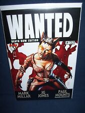 Wanted #2 Death Row Edition Top Cow Comics NM with Bag and Board 2004
