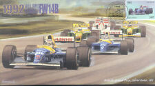 1992 WILLIAMS RENAULT FW14B SILVERSTONE F1 Cover
