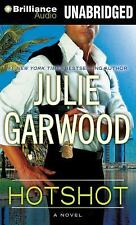 Hotshot by Julie Garwood (2013, MP3 CD, Unabridged)