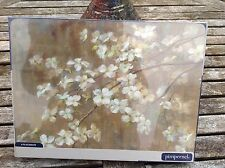 PIMPERNEL 6 PLACEMATS 30.5 x 23cm 8827 Dogwood in Spring NEW BOXED
