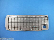 Orignal Nokia 9300  9300i Communicator GRAU Tastenmatte Tasten Keypad English