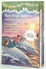 Magic Tree House: Dolphins at Daybreak; Ghost Town at Sundown; Lions at...