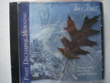 Tim Janis 2 CD Set First December Morning & The American Christmas Carol New R32