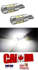 2X T10 194 W5W 5630 LED 10 SMD Projector CANBUS ERROR FREE Car White Light Bulb