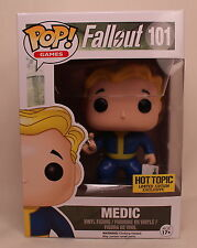 Fallout Vault Boy Medic Pop - Hot Topic Exclusive Mystery Pop