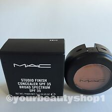 Mac Studio Finish SPF 35 Concealer NW45 100% AUTHENTIC New In Box