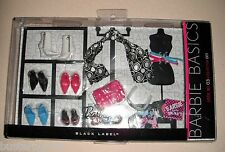 BARBIE BASICS LOOK 3 COLLECTION 1 Turquoise & Pink NRFB