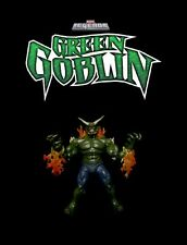 Marvel Legends Spider-Man Infinite: BAF ULTIMATE GREEN GOBLIN ML Build A Figure