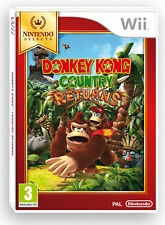 Donkey Kong Country Returns Selects Nintendo WII IT IMPORT NINTENDO