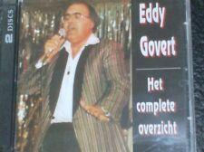 EDDY GOVERT - HET COMPLETE OVERZICHT (2 CD - 2010) Brugge, Te kort van duur.....