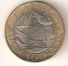 1.000 LIRE 1997 - ITALIA TURRITA