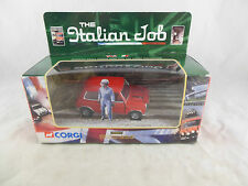 Corgi CC82215 The Italian Job Red Mini Cooper Scale 1:36