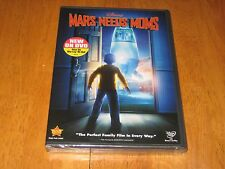 Mars Needs Moms (DVD, 2011) DISNEY