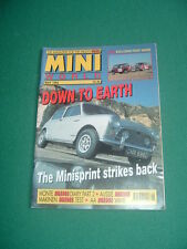 MINI WORLD** BACK ISSUES** May 1994