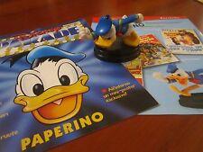 PAPERINO DISNEY PARADE # 2 FASCICOLO + MODELLO/STATUINA 3D DE AGOSTINI 2002
