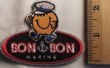 BON BON MARINE PATCH (FISHING, BOATING)