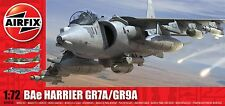 Airfix BAe Harrier GR.7A GR.9A 3 Versionen Herrick & RAF 1:72 Model-Bausatz kit