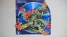 THE HAUNTED HOUSE #1 Cereal Halloween Cardboard Record 33rpm