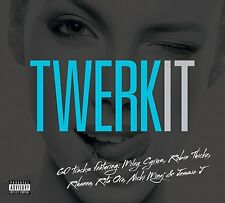 TWERK IT 2013 3-CD compilation digipak NEW/SEALED Lady Gaga Miley Cyrus Jessie J