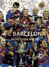 World Soccer Legends: FC Barcelona : More Than a Club by Illugi Jökulsson (2014,
