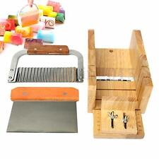 Wooden Adjustable Soap Cutter Beveler Planer Cutting Soap Making Tool Soap Mold