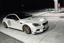 BMW F06/F12 FULL WIDE BODY KIT 650I 640I M6 640 650 GRAN COUPE WIDEBODY GRAND
