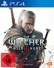 The Witcher 3: Wilde Jagd (Sony PlayStation 4, 2015) -----------------------