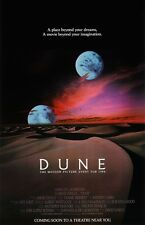 Dune movie poster 11 x 17 inches  : Frank Herbert (style a) Dune poster