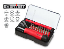 27-pc. Everybit Precision Bit and Driver Set TEKTON 2830