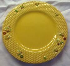 WILLIAMS & SONOMA EXCLUSIVE NWT HONEY BEE 8 1/2 IN PLATE~LIMITED EDITION PATTERN