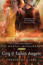City of Fallen Angels 4 by Cassandra Clare (2011, Hardcover) 1st/1st
