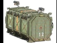 warhammer 40k armoured container terrain games work shop