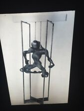 "Isamu Noguchi ""Death"" American Art, Biomorphism Sculpture 35mm  Slide"