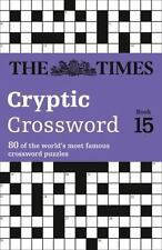 Cryptic Crossword No. 16, Bk. 15 : 80 of the World's Most Famous Crossword...