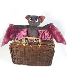 "MAVIS BAT 7"" Hotel Transylvania Bendable Wings Plush Doll Stuffed Toy"