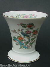 Wedgwood Kutani Crane R4464 Pattern Posy Pot Shape 5148 9cm Looks Looks in VGC