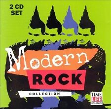 NEW  -  TIME LIFE MODERN ROCK COLLECTION 2CD